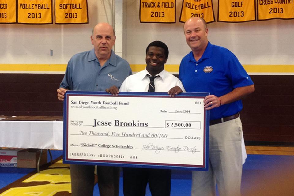 2014 Jesse Brookins - Francis Parker HS